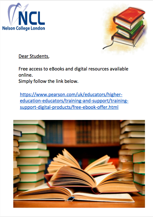 Free access to eBooks and digital resources available online.