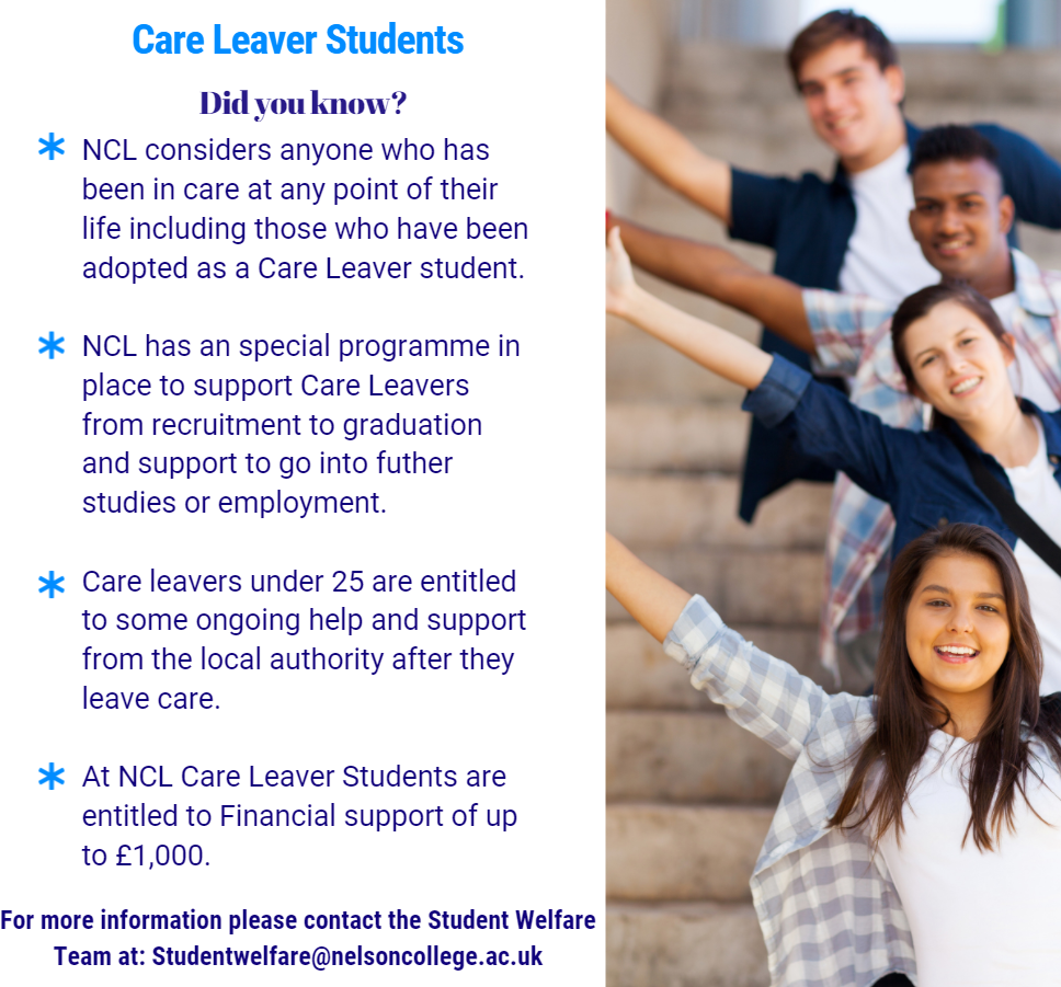 Care Leaver Students